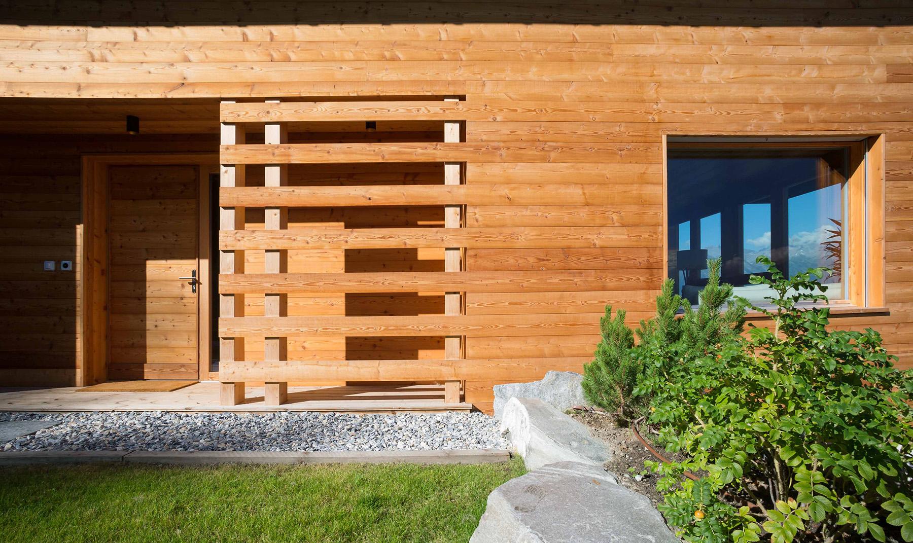 Architecte maison bois architecte maison bois agrandir for Agrandir maison bois