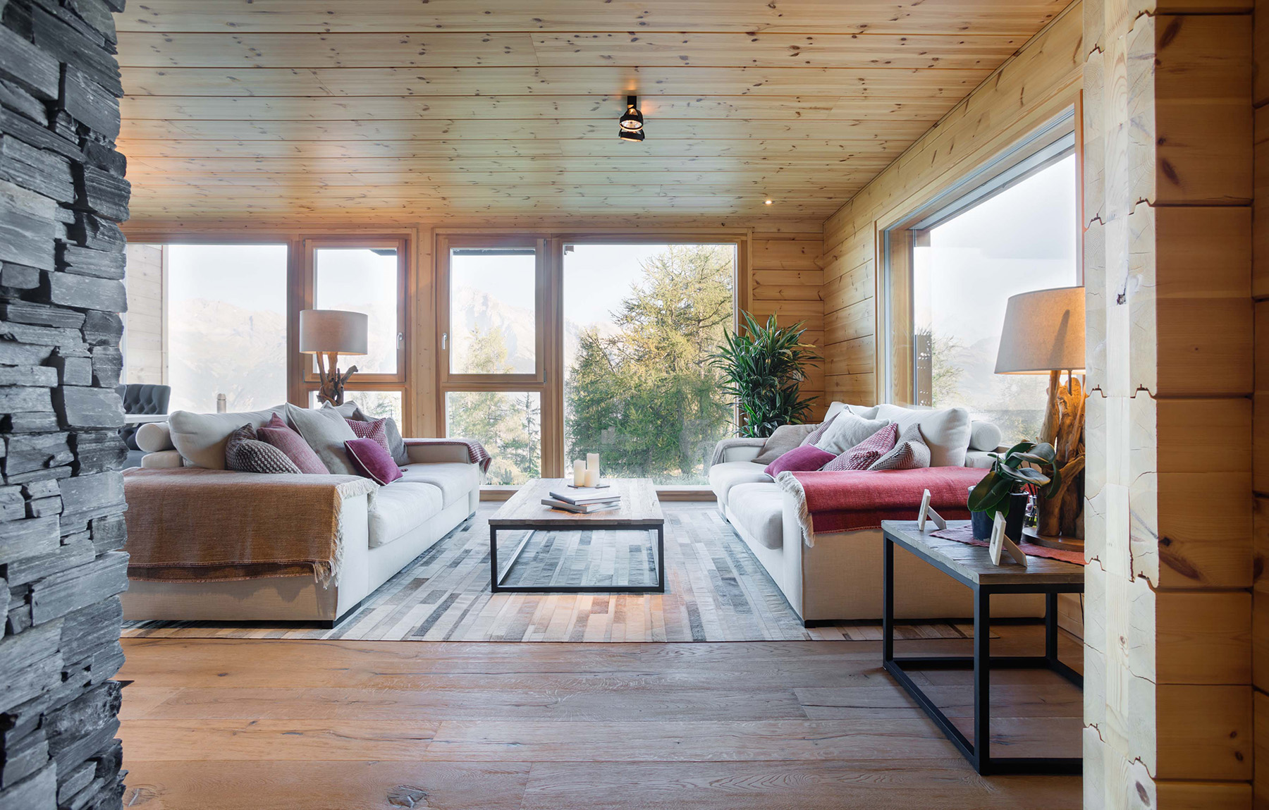 construire ma maison bois massif ma maison bois. Black Bedroom Furniture Sets. Home Design Ideas